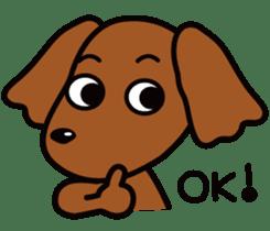 Sarcasm dog Vol.2 sticker #8813418