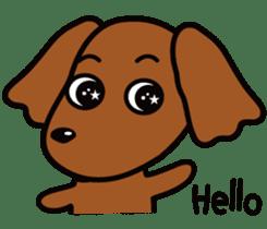 Sarcasm dog Vol.2 sticker #8813420