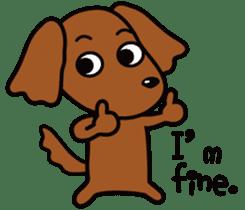 Sarcasm dog Vol.2 sticker #8813422