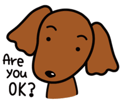 Sarcasm dog Vol.2 sticker #8813423
