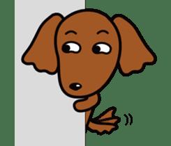 Sarcasm dog Vol.2 sticker #8813425