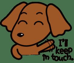 Sarcasm dog Vol.2 sticker #8813429