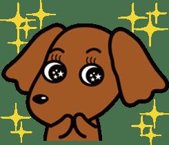 Sarcasm dog Vol.2 sticker #8813433