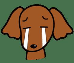 Sarcasm dog Vol.2 sticker #8813434
