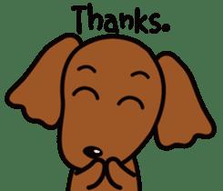 Sarcasm dog Vol.2 sticker #8813437
