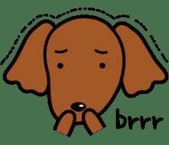 Sarcasm dog Vol.2 sticker #8813438