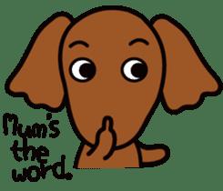 Sarcasm dog Vol.2 sticker #8813440
