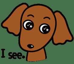 Sarcasm dog Vol.2 sticker #8813441