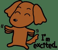 Sarcasm dog Vol.2 sticker #8813448