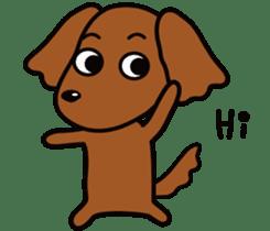 Sarcasm dog Vol.2 sticker #8813450
