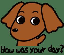 Sarcasm dog Vol.2 sticker #8813451
