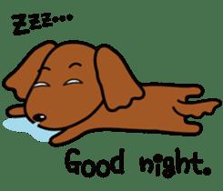 Sarcasm dog Vol.2 sticker #8813456
