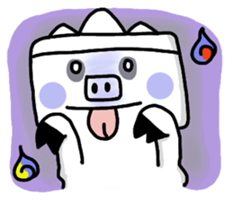 SquarePig 2 sticker #8817712