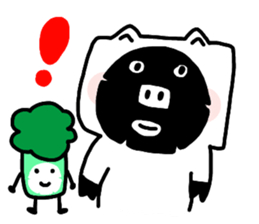 SquarePig 2 sticker #8817715