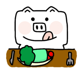 SquarePig 2 sticker #8817717