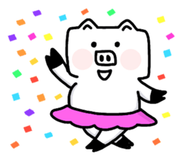 SquarePig 2 sticker #8817733
