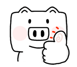 SquarePig 2 sticker #8817736