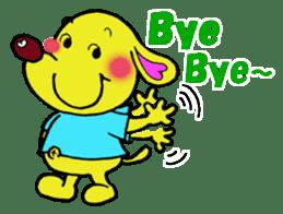 Bun-chan's Daily Conversation Part 3 sticker #8831726
