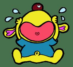Bun-chan's Daily Conversation Part 3 sticker #8831735