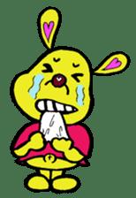 Bun-chan's Daily Conversation Part 3 sticker #8831737