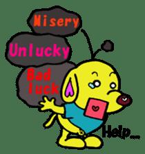 Bun-chan's Daily Conversation Part 3 sticker #8831740