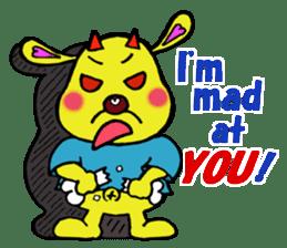 Bun-chan's Daily Conversation Part 3 sticker #8831741
