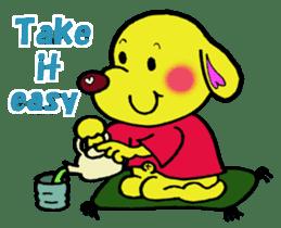 Bun-chan's Daily Conversation Part 3 sticker #8831753