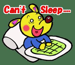Bun-chan's Daily Conversation Part 3 sticker #8831756