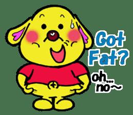 Bun-chan's Daily Conversation Part 3 sticker #8831757