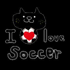 KUROSUKE of black cat(soccer ver.)