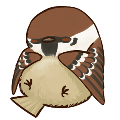 fat sparrow ver.2