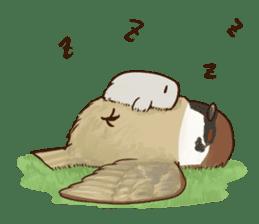 fat sparrow ver.2 sticker #8834780