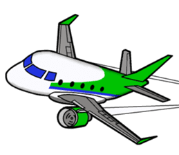 Funny Jet Pilot sticker #8838431