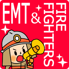 Fire Fighter and EMT-English