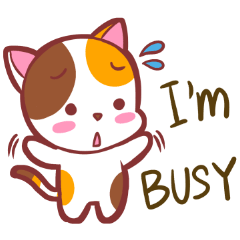 Busy-Cat