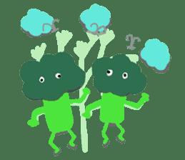 Rise of the Garden sticker #8853333