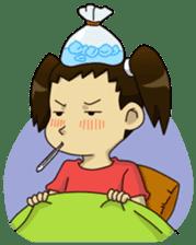 Si Becce Jatuh Cinta sticker #8858732