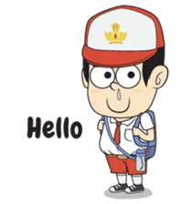 Anak Ingusan sticker #8867936