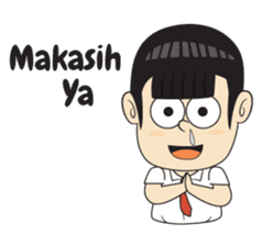 Anak Ingusan sticker #8867948