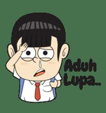 Anak Ingusan sticker #8867953