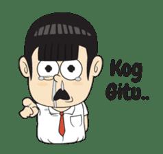 Anak Ingusan sticker #8867954