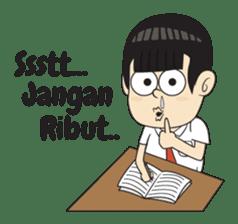 Anak Ingusan sticker #8867960