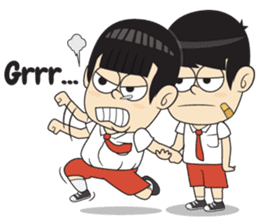 Anak Ingusan sticker #8867967