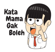 Anak Ingusan sticker #8867971