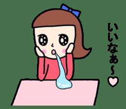 Wakako sister sticker #8870544