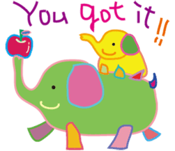 UENOAI like Sticker vol.1 sticker #8876111