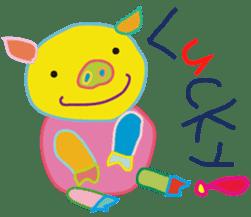 UENOAI like Sticker vol.1 sticker #8876116