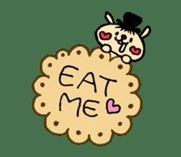 Alice in Wonderland sticker #8880967