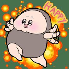 Plump plump! Mamdan-kun 3 sticker #8884060