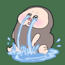 Plump plump! Mamdan-kun 3 sticker #8884067